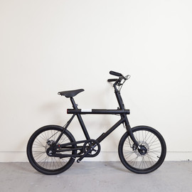 VANMOOF - Tiny2.2  Black