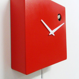 pedromealha - Quartz Cuckoo Clock with pendulum