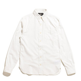 RRL - Twill Workshirt-White