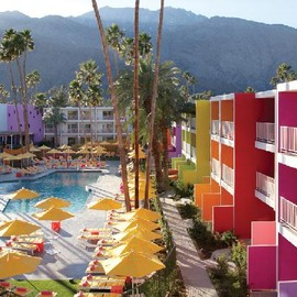 The Saguaro Hotel (by Peter Stamberg & Paul Aferiat) - Palm Springs, California, USA