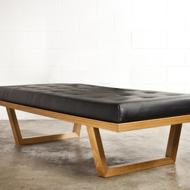 Justin Hutchinson - Refinery daybed
