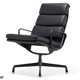 Herman Miller - Eames Soft Pad Group Lounge Chair & Ottoman