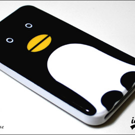 ice-mix - iPhone Case ペンギン