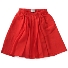 O-M - Bella Skirt (red)