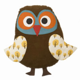 Ferm Living Kids - Owl Cushion