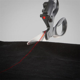 ThinkGeek - Laser Guided Scissors