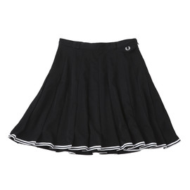 Fred Perry - Tipped Pleat Tennis Skirt