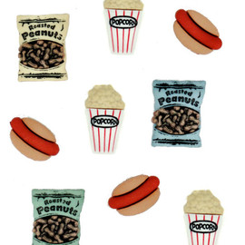 Dress It Up - Peanuts/Popcorn/Hot dogs - 3596