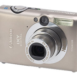 Canon - IXY DIGITAL 1000