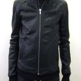 Rick Owens - Lether Jacket