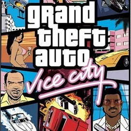 Rockstar Games - grand Theft Auto Vice City