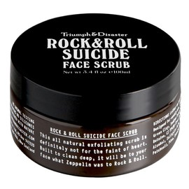 Triumph & Disaster - Rock and Roll Suicide Face Scrub