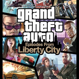 Rockstar Games - grand theft auto   Episodes From Liberty City