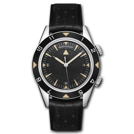 Jaeger-LeCoultre - Memovox Tribute to Deep Sea