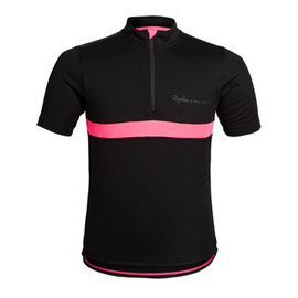 Rapha - Rapha + Paul Smith Black Jersey