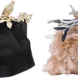 VALENTINO - birds clutch