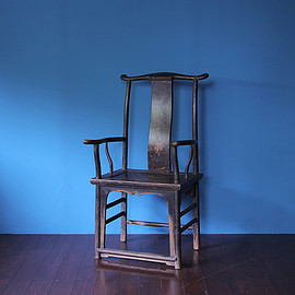 hanger back arm chair / 肘掛け椅子