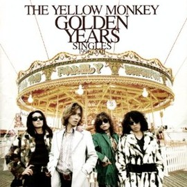 THE YELLOW MONKEY - GOLDEN YEARS Singles 1996-2001