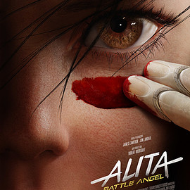 Robert Rodriguez - Alita:Battle Angel(銃夢)