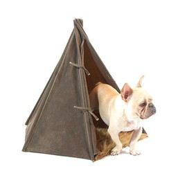 Go! Pet Design Field Tent - Tan 24""