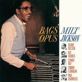 Milt Jackson And The Thelonious Monk Quintet