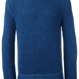 Loro Piana - crew neck jumper