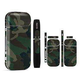 &y - &y iQOS 専用シール Camouflage柄