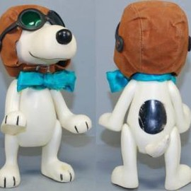 Snoopy Flying Ace Doll