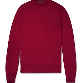Berluti - Slim-Fit Fine-Knit Wool Sweater