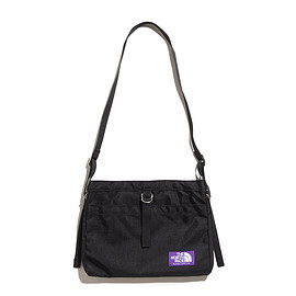 THE NORTH FACE PURPLE LABEL - THE NORTH FACE PURPLE LABEL/Small Shoulder Bag-Black