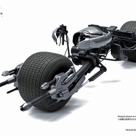 The Dark Knight 1:6 Scale Batmobile
