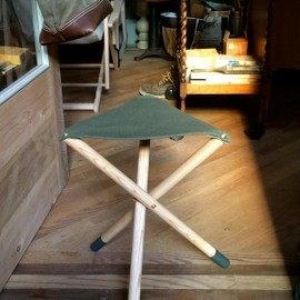 MOBLEY WORKS - CAMPING STOOL