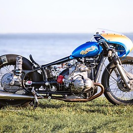 Lucky Cat Garage - 'Bombinette' BMW Sprint Racer