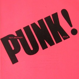 Terry Jones - NOT ANOTHER PUNK BOOK