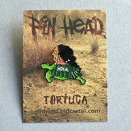 PINHEAD - Breaking bad - Tortuga (only 30 LEFT 14.1.16)!!