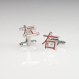 上海灘 - Right and Left Cufflinks
