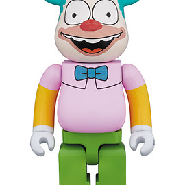 MEDICOM TOY - BE@RBRICK krusty the clown 400%