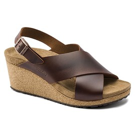 BIRKENSTOCK - Samira Natural Leather