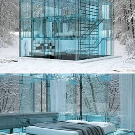 Most Amazing Glass Houses
