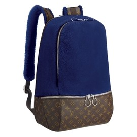 LOUIS VUITTON - Celebrating Monogram, Fleece Pack By MARC NEWSON