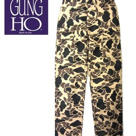 GUNG HO - WW 2 EXPEDITION PANT