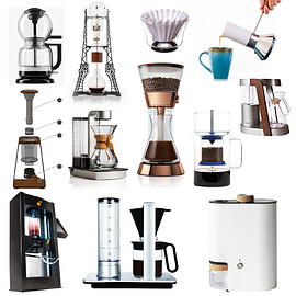 Various companies - 12 of the Best in Coffee Brewing Technology