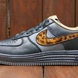 Nike - NIKE LUNAR FORCE 1 CITY QS ANTHRACITE/BLACK TEA-COOL GREY