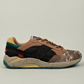 SAUCONY - X Bodega Men's Elite G9 Shadow Sneakers