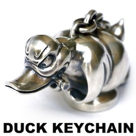 death proof duck keychain
