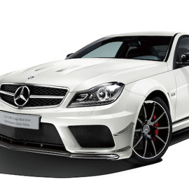 Mercedes Benz, AMG - C 63 AMG Coupe Black series Performance Studio Edition