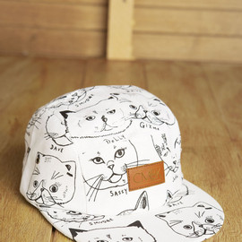 CMBK - Cat Hat 5 Pane