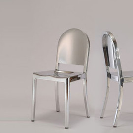 ANDREE PUTMAN for EMECO - Morgan's chair