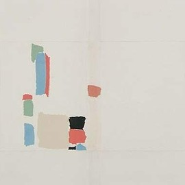 Nicolas de Staël - Abstract Composition