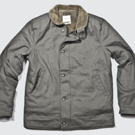 Saturdays Surf NYC - Oliver Deck Jacket
